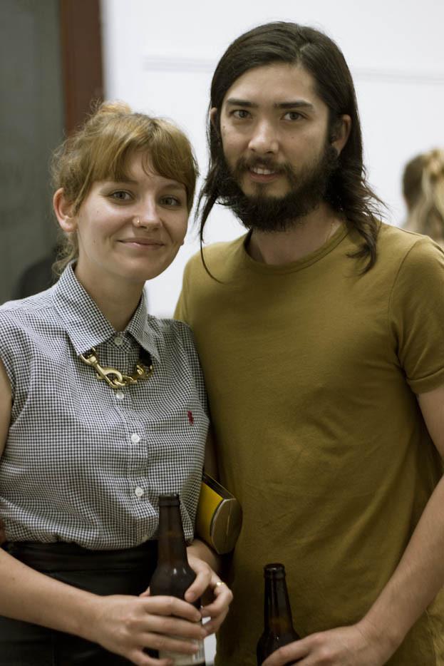 Anastasia Booth & Jeffrey Mohr
