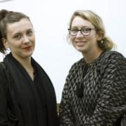 Tess Maunder & Louise Bennett
