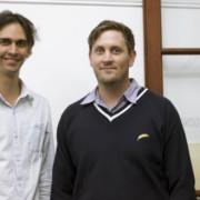 Terry Deen & Michael Cox