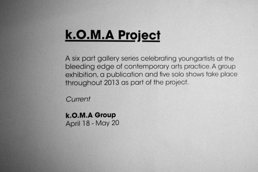 k.O.M.A project