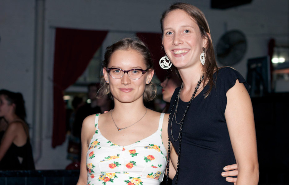 Mara Quinn & Phoebe Bishop