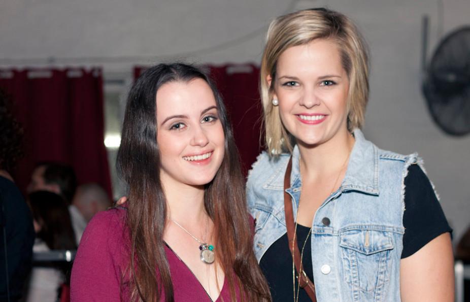 Rhiannon Fenn & Elissa Fleming