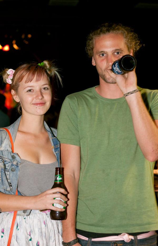 Alice Star & Aaron Heard