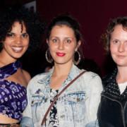 Frankie, Michelle & Moree