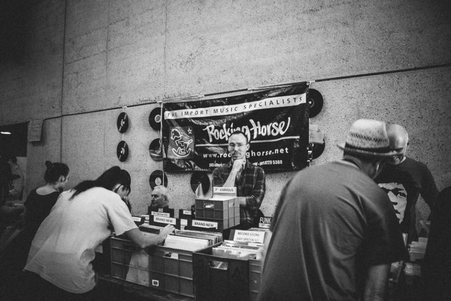 Brisbane Vinyl Fair