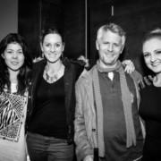 Meredith, Xanthe, Chris & Naomi