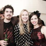Tom Archbold, Jane Burger & Caitlin Archbold