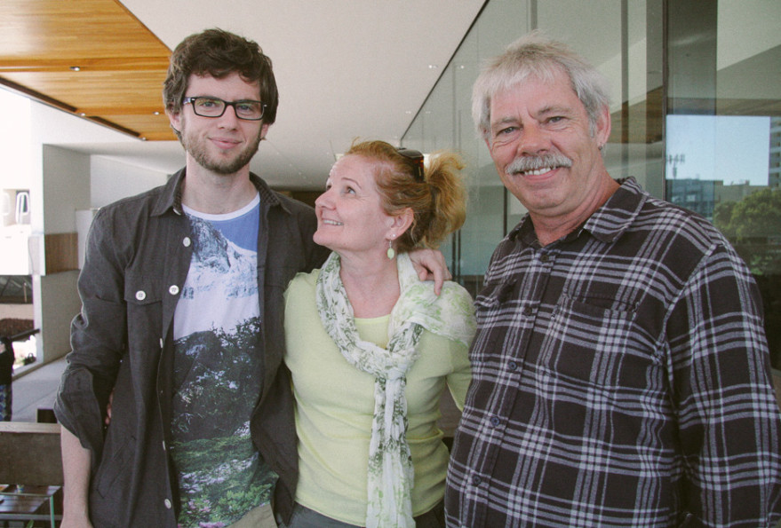 Steven, Gael & John O'Donnell
