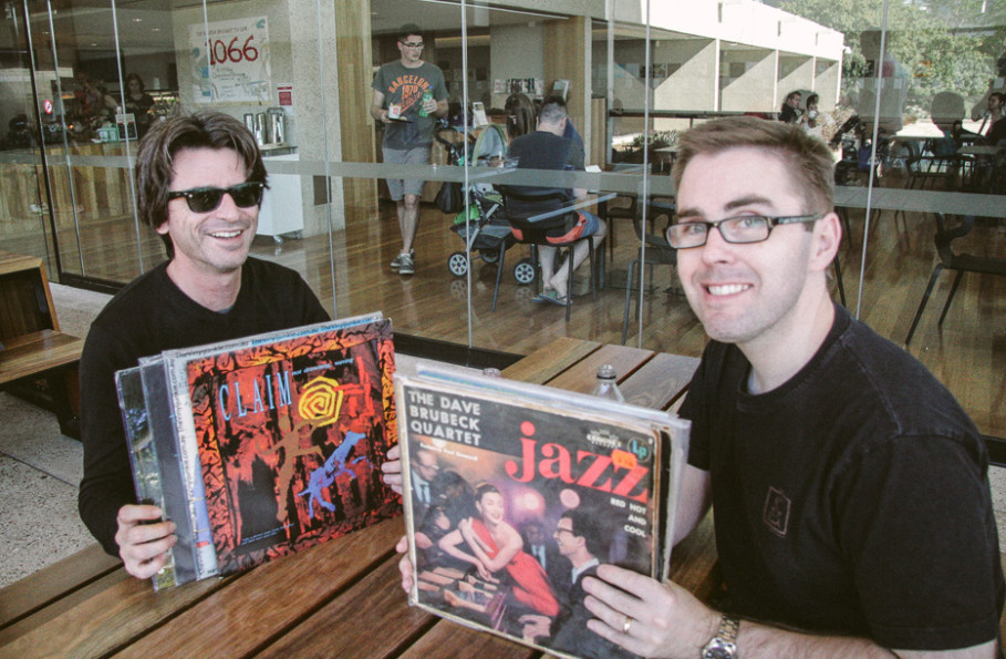 Greg & Paul