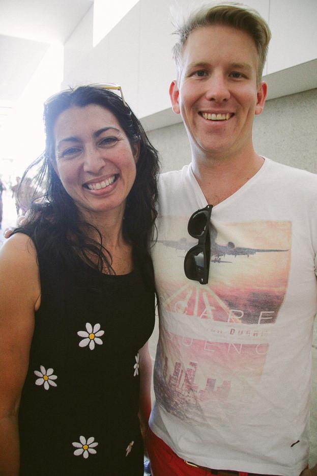 Suzanne Misso & Ben Hamley