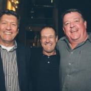 Andrew Mobley, Gary Dutton & Nick Sli