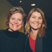 Liz Barcham & Saffron Venner