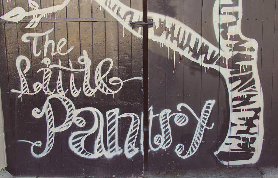 The Little Pantry, New Farm