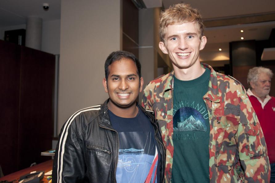 Ryan Baines & Simon Brigden