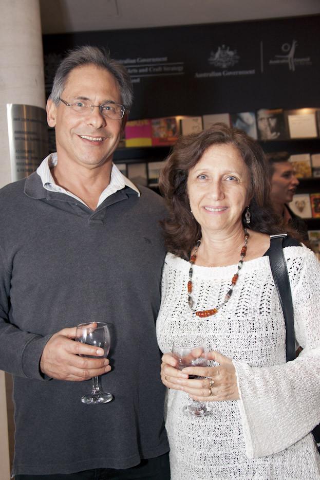 Zvi & Anita Hochman