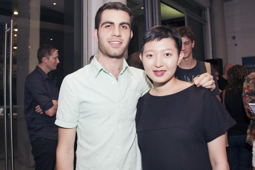 Elliot Griffin & Davina Li
