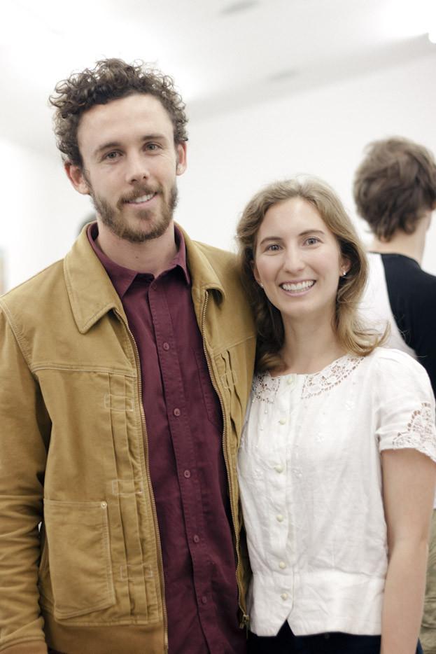 Ben Jamin & Ingrid Postle