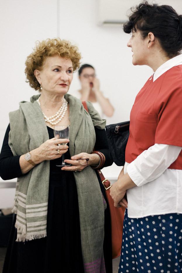 Julie Edwington & Karen Turnbull
