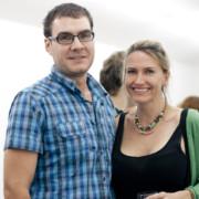 Phillip Peta & Tara Calvert