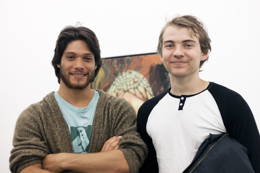 Johannes Laumer & Gus Eagleton