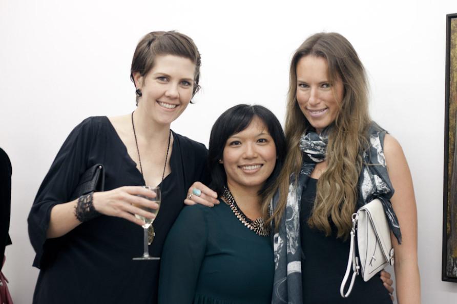 Dimity Glasby-Shaw, Joyce Watson & Lauren Edminson
