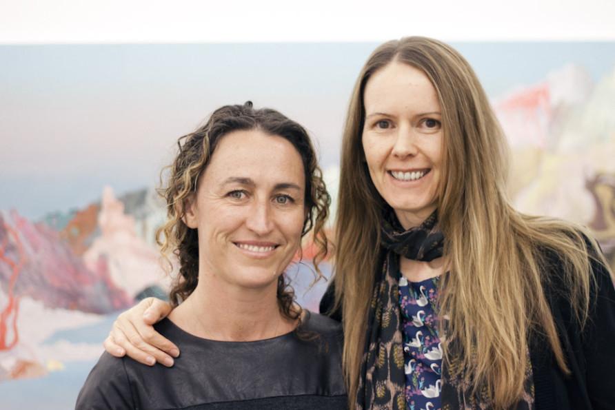Danielle Renshaw & Eleanor Avery