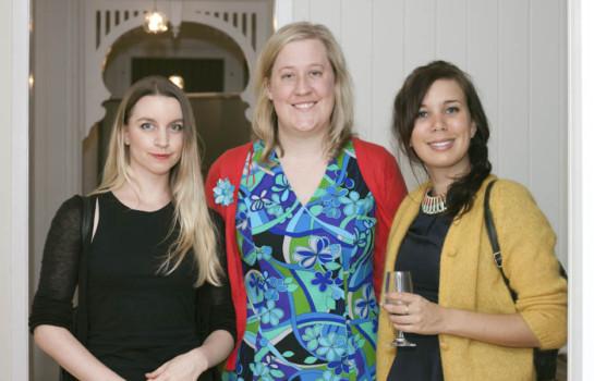 Grace Winzar, Zoe Hughes & Katina Davidson