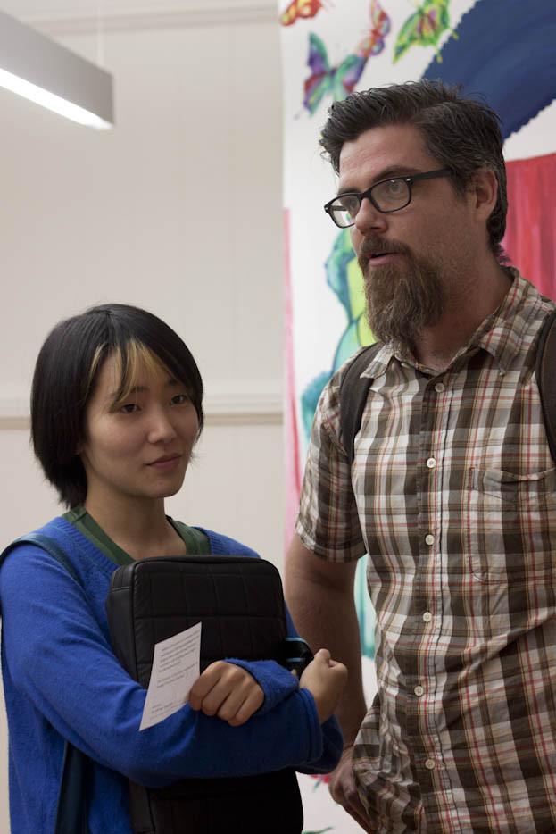 Tachi Kay & Nathan Rodriguez
