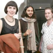 Anya Swan, Ayu Das Morgan & Dom Hale