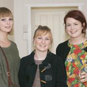 Liana Evans, Shanna Muston & Monica Rowan