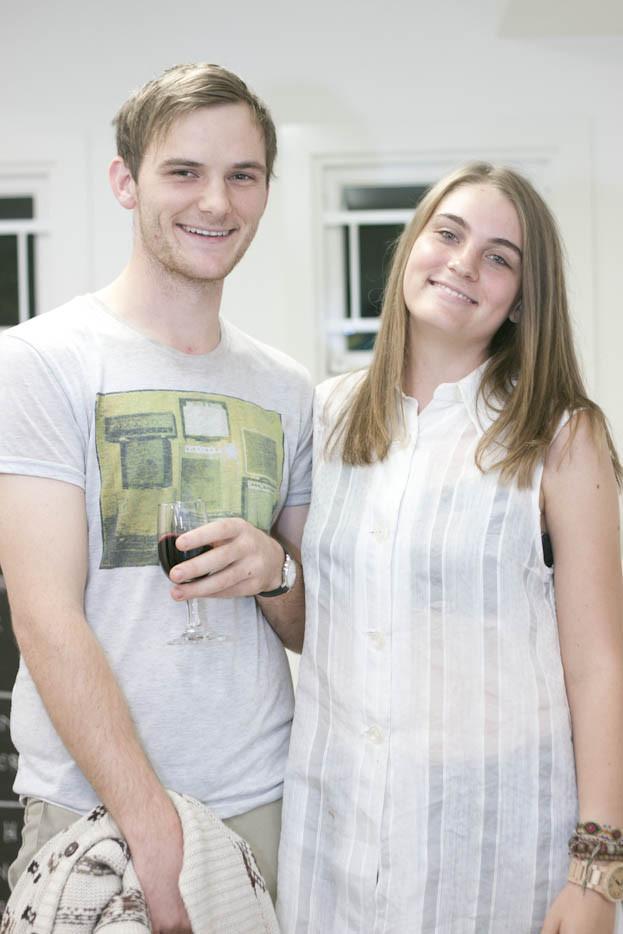 Alex Brinkworth & Annie Bowman