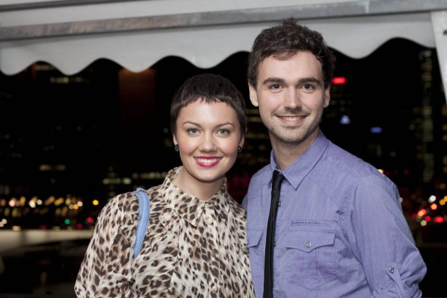 Tara King & Samuel Boyd