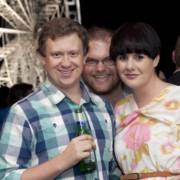 Craig Wilkinson, Stephen Brodie & Naomi Russell