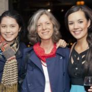 Bonnie Qin, Steph Qin & Nelle Lee