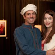 Nigel Brennan & Alanna Hankey