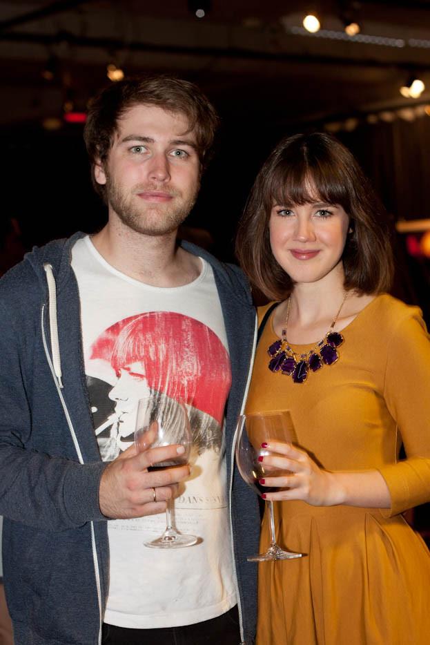 Tristan Hoogland & Isabella Kelly
