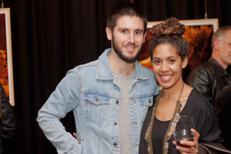 Ben Geldart & Rachael Gwaro