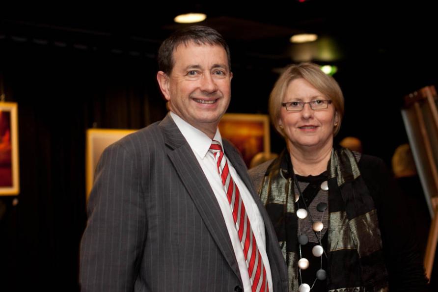 David Meredith & Jody Stehbens
