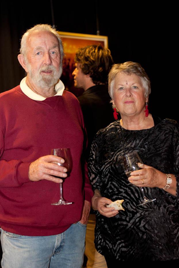 Geoff Brennan & Heather Brennan
