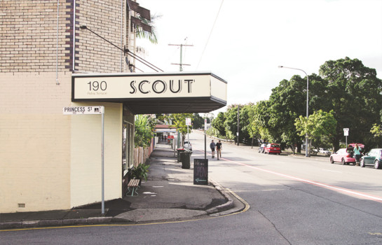 Scout Cafe, Petrie Terrace