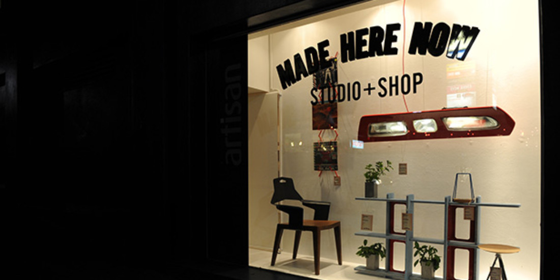 Made Here Now at Artisan