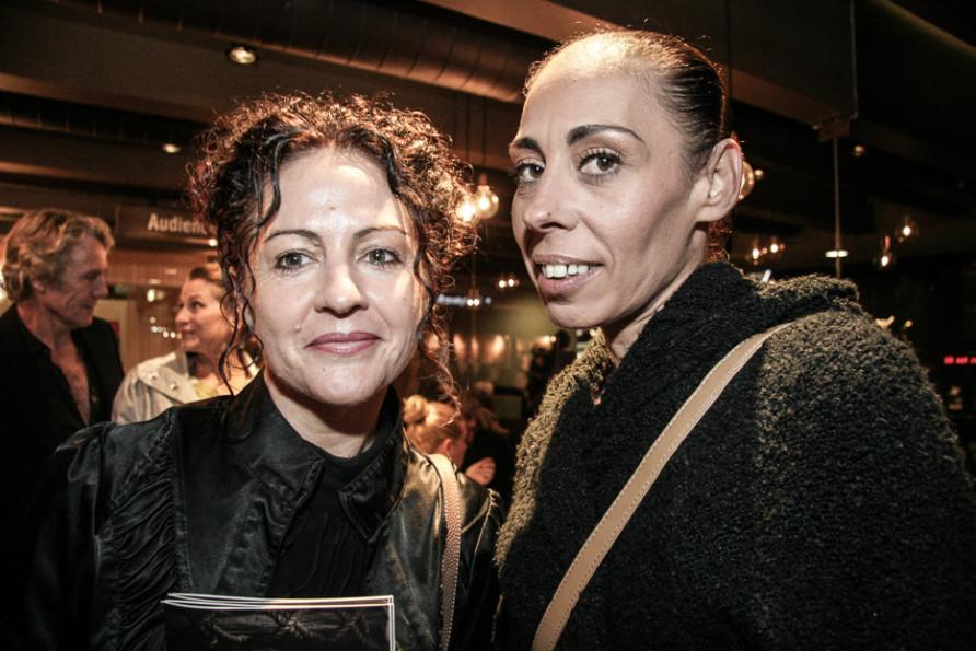 Terese Casu & Tamara Forester
