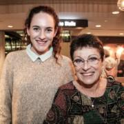 Fran Skullen & Lesley Willcoxson
