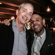 Steven Oliver & Phil Dowd