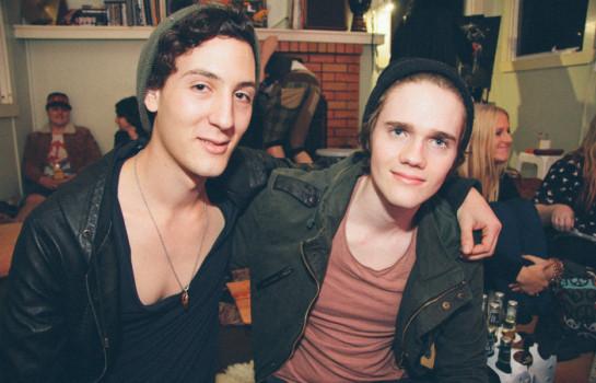 Kendall Nesci & Luke Pauley