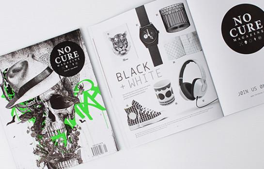 No Cure Magazine