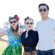Chloe Killip, Lily Ruve` & Ryan Hance