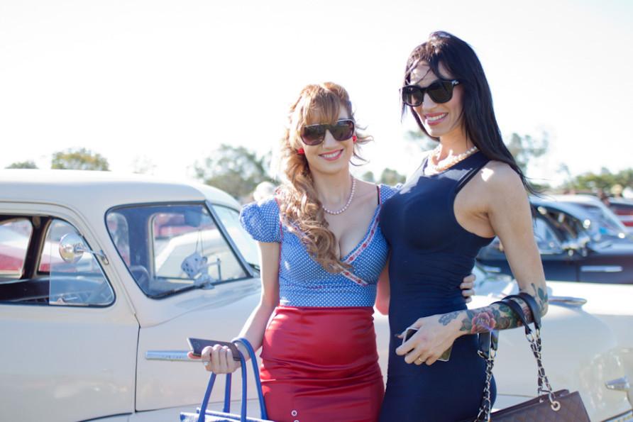 Melanie Bentley & Melitah Maniotis