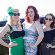 Tulula Lollipop, Sherry Sorbet & Lady Lorain