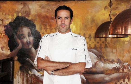 Alfonso Ales chef